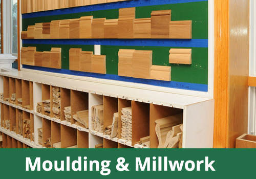 View our Moulding & Millwork products