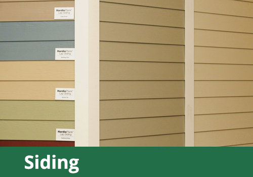 View our Siding & Trim products