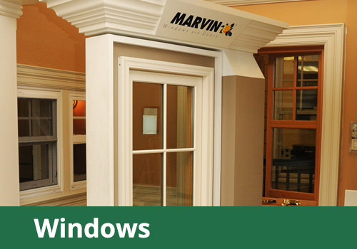 View our Windows products